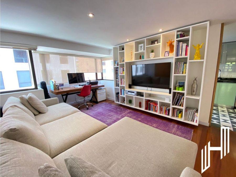 venta apartamento duplex con terraza en rosales