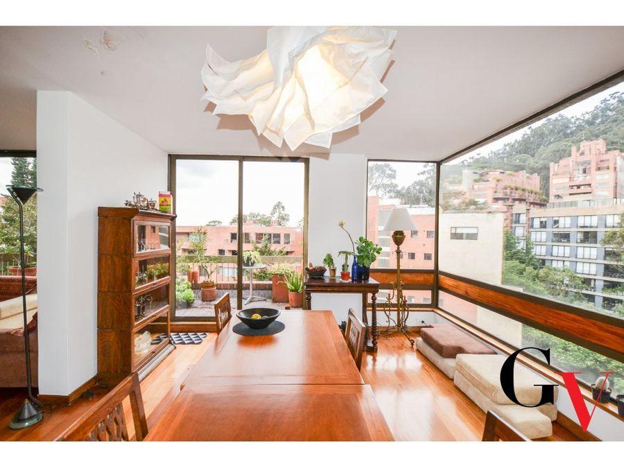 precioso apartamento en venta en rosales
