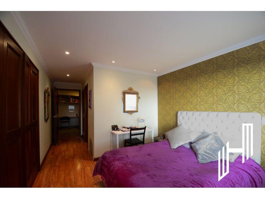 amplio apartamento para venta en rosales