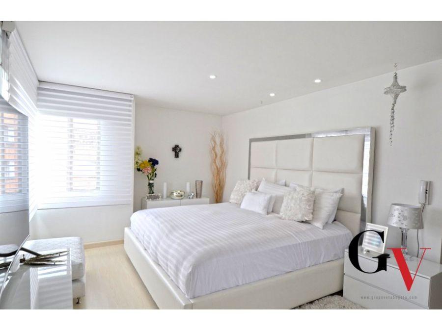 lindo apartamento en venta en santa barbara