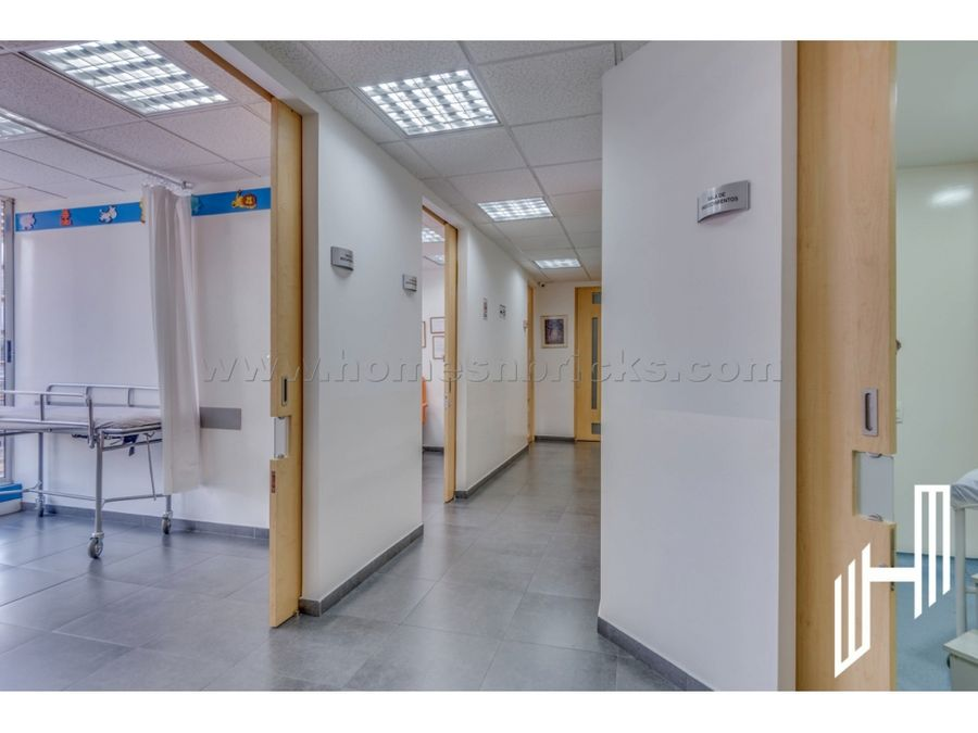 venta oficina en exclusivo sector chico