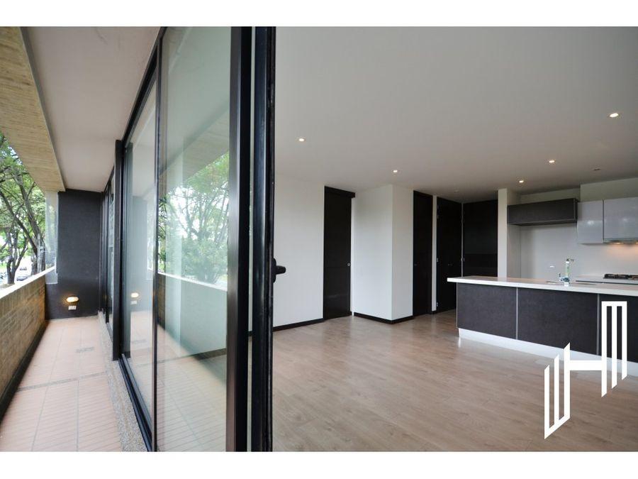 apartamento moderno en arriendo en el virrey