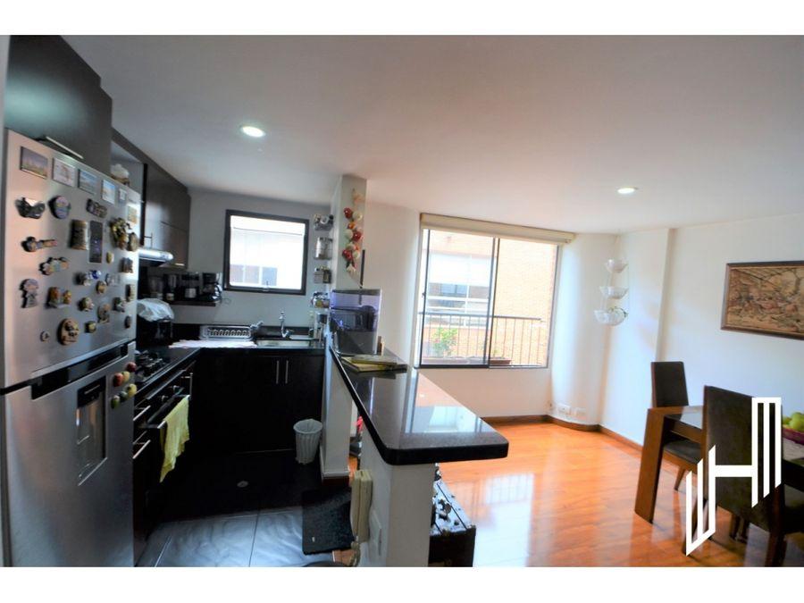 venta apartamento en chico norte