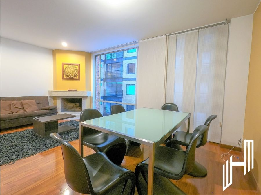 apartamento para venta en chico cerca al world trade center