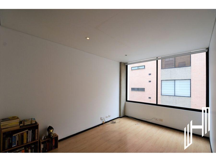 venta apartamento con terraza en santa paula