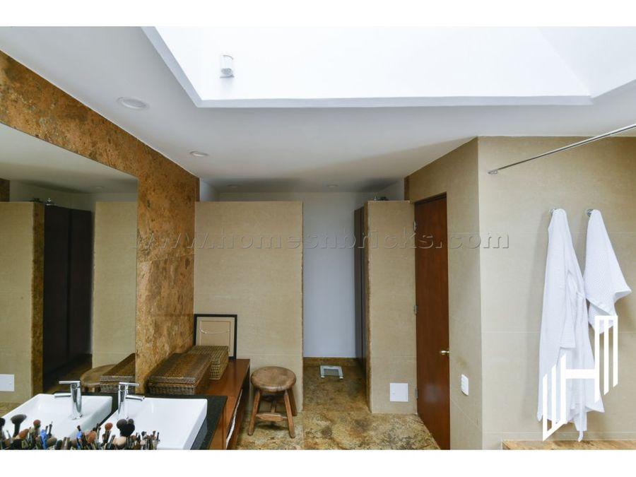 casa para venta en santa barbara alta