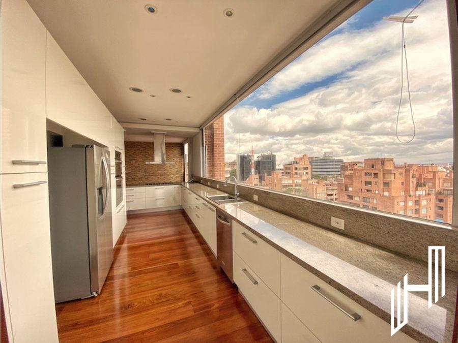 arriendo apartamento con terraza en cabrera