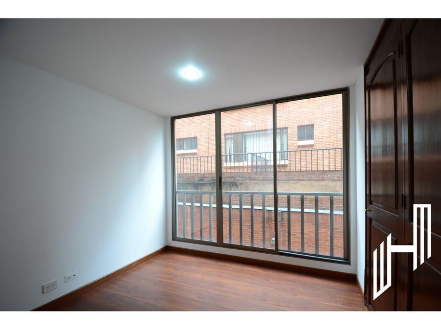 apartamento para venta en chico norte