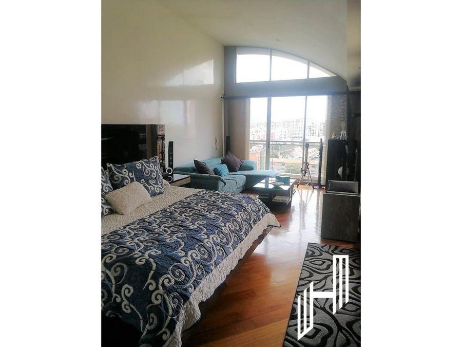 penthouse con terraza en venta duplex cedritos