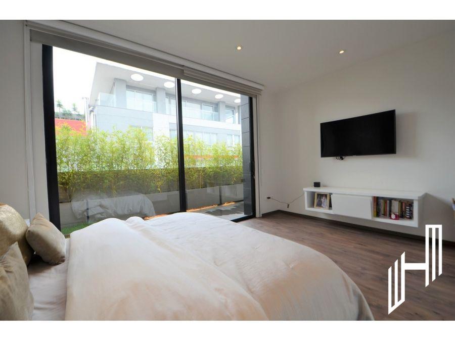 venta moderno apartamento en chico