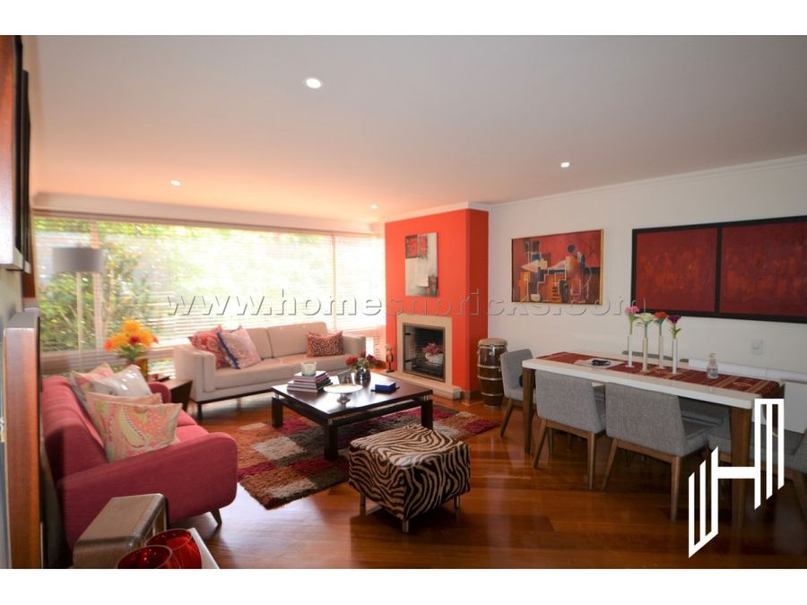 apartamento para venta en rosales
