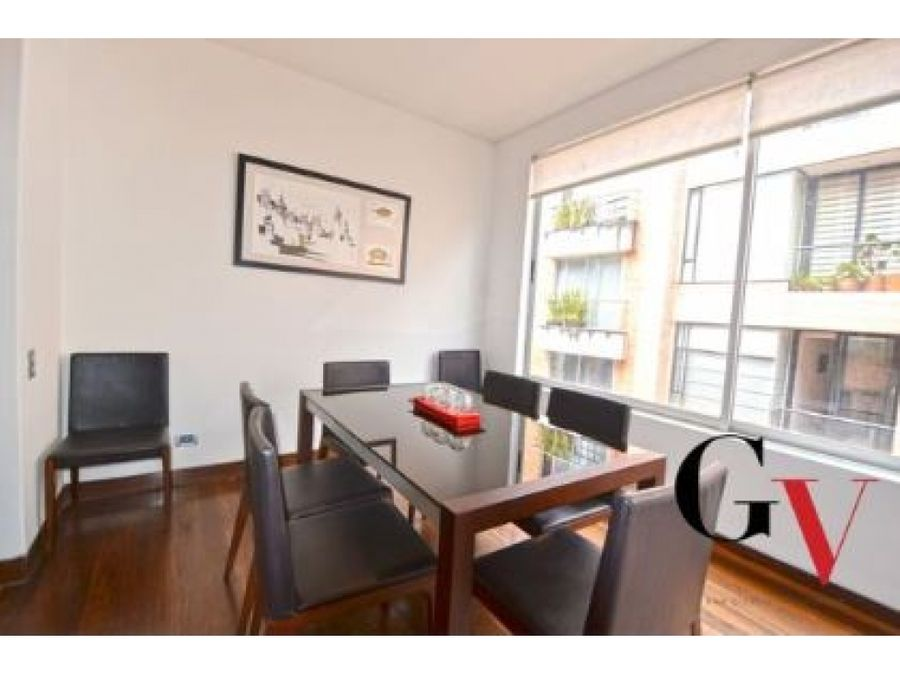 se arrienda apartamento apartamento duplex en chico navarro