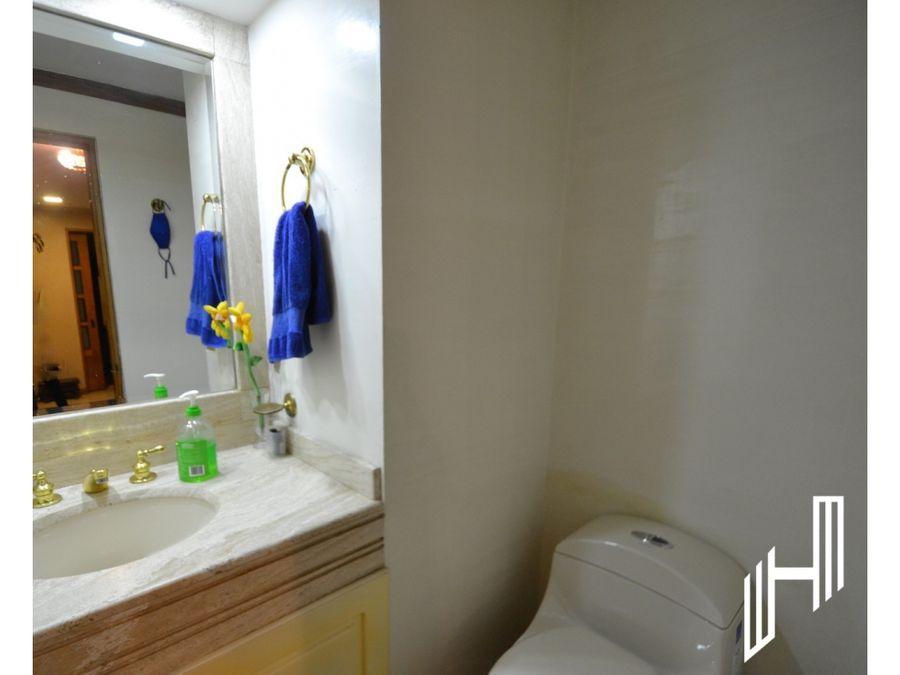 apartamento para venta en pasadena