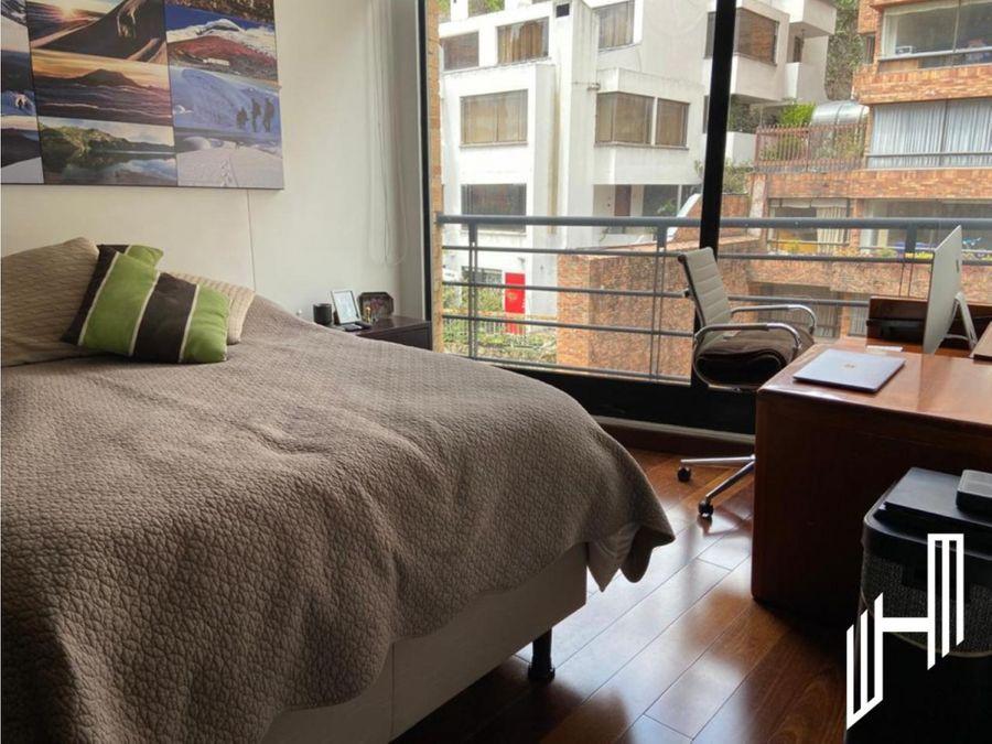 apartamento con balcon venta en el refugio
