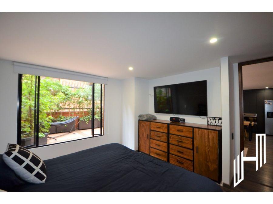 venta apartamento con terraza chico navarra