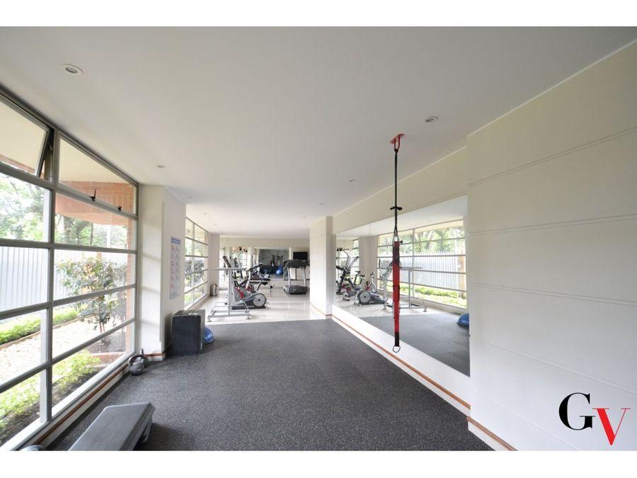 vendo apartamento con terraza parque del virrey