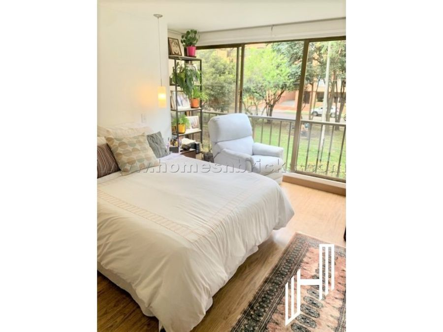 espectacular apartamento para la venta