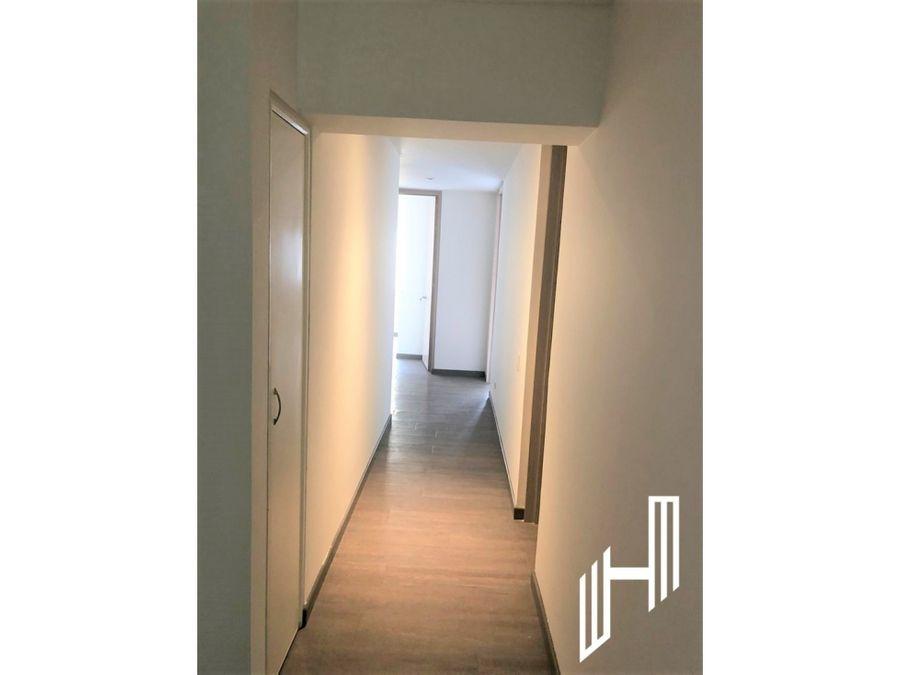 apartamento en arriendo con vista al virrey