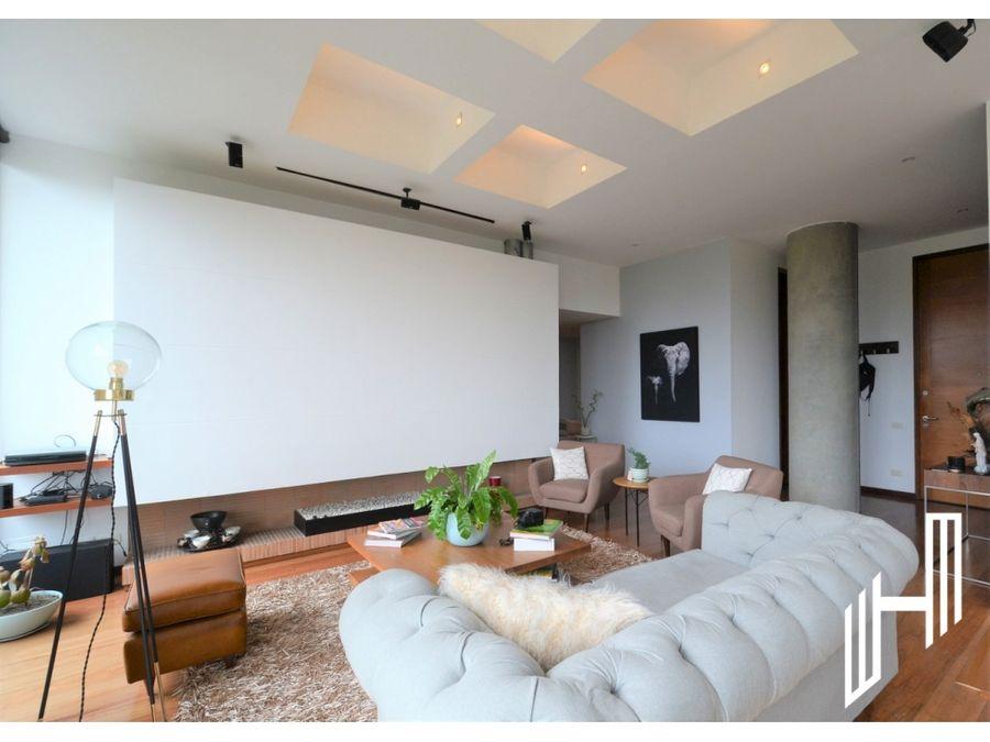 apartamento en venta con vista al virrey