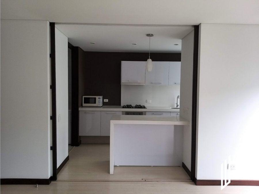 venta apartamento tipo loft en chico