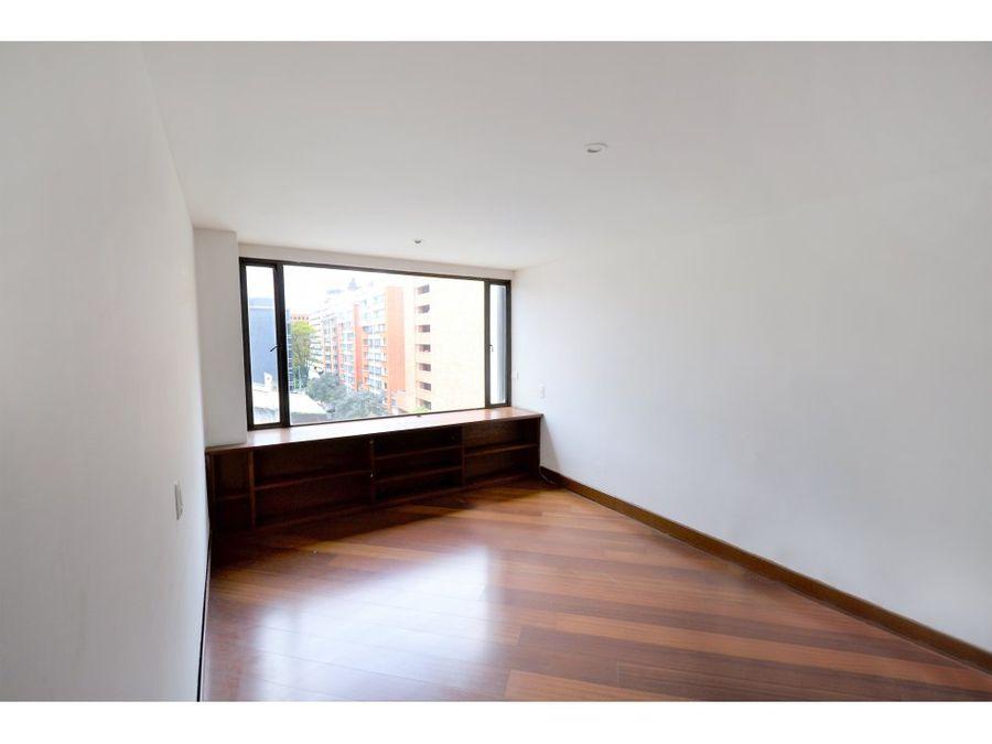 vendo apartamento en chico reservado