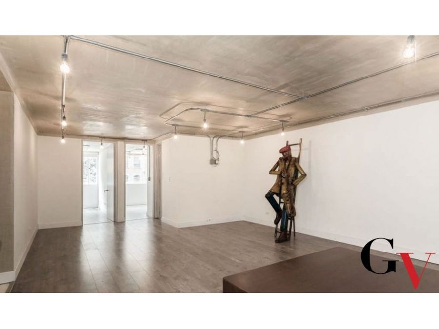 apartamento remodelado para venta en cabrera