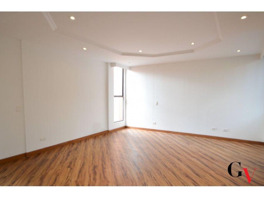apartamento con terrazas para venta en sta barbara
