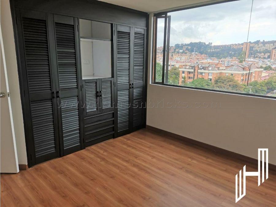 apartamento con balcon para venta en niza