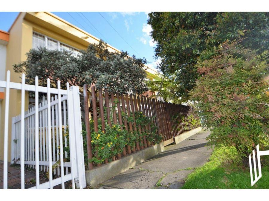 venta casa en san nicolas