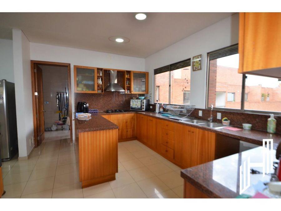apartamento para venta con terrazas en cabrera