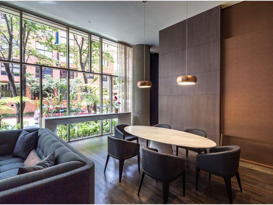 apartamento con clubhouse en venta en rosales
