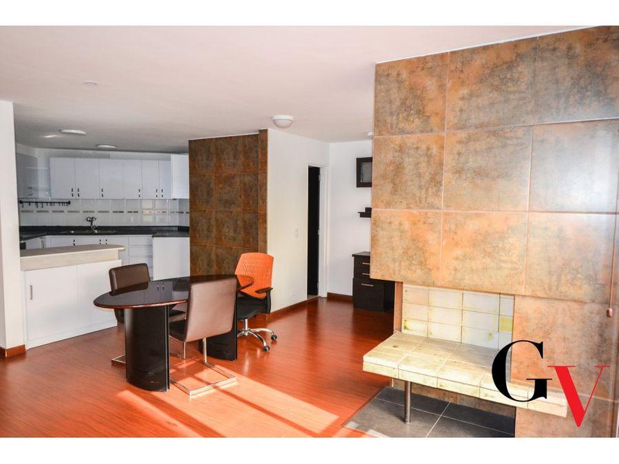 apartamento en venta en san patricio para inversion