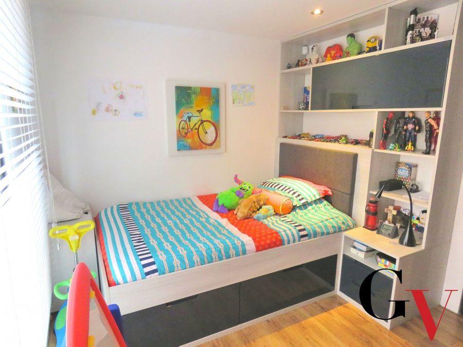 excelente apartamento para venta en chico norte