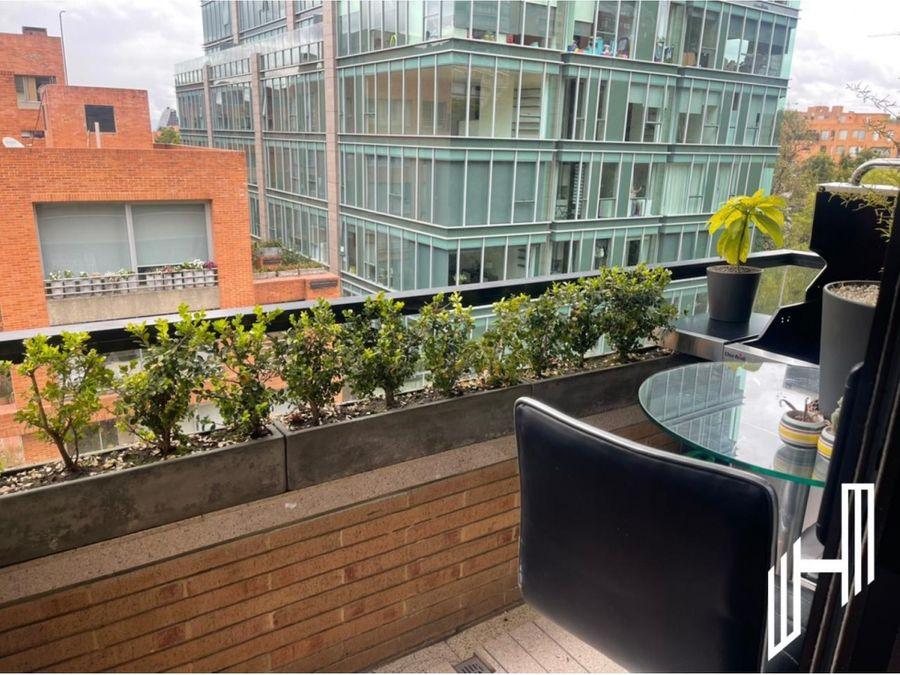 arriendo apartamento con balcon en cabrera