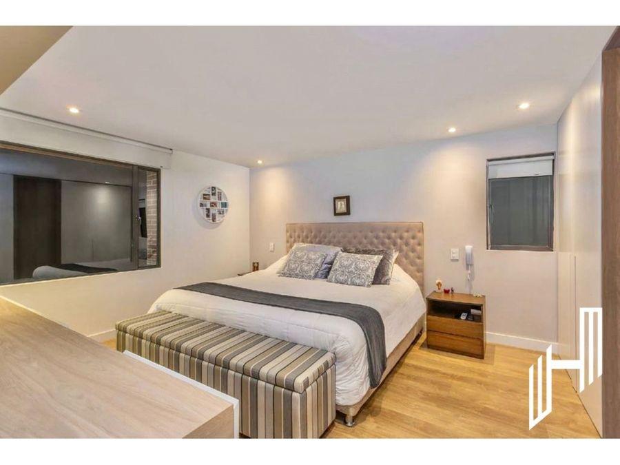 apartamento remodelado para venta en rosales bajo