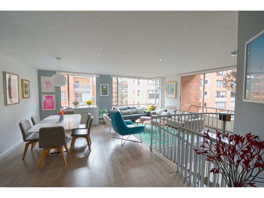 apartamento duplex para venta como inversion en rosales