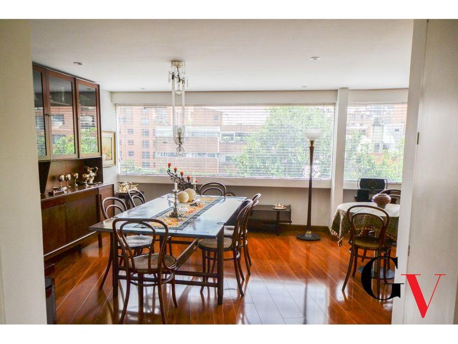 venta super apartamento nogal cabrera