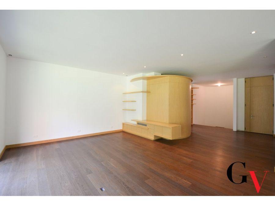 venta espectacular apartamento en usaquen