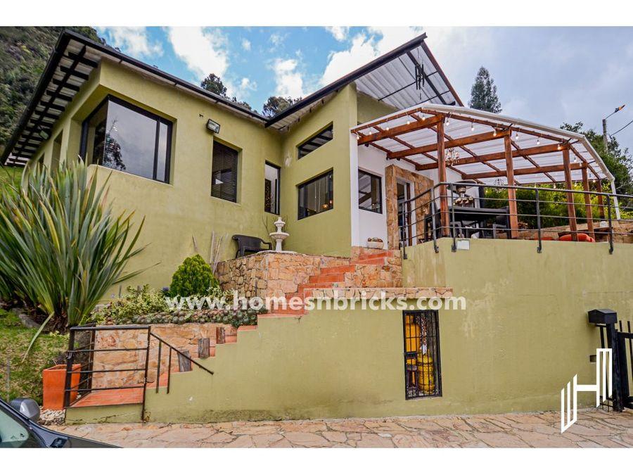 casa en venta en la calera