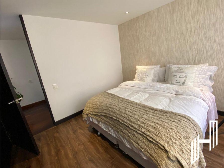 en venta apartamento duplex en chico navarra