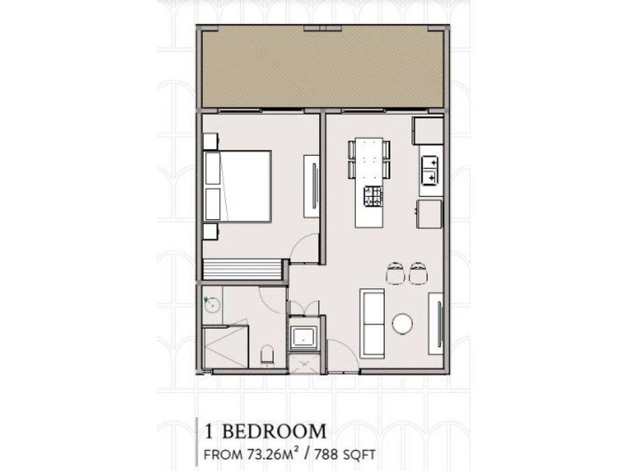 luxury apartment in tulum ht