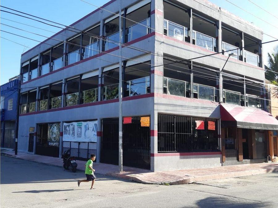 edificio comercial excelente ubicacion en renta