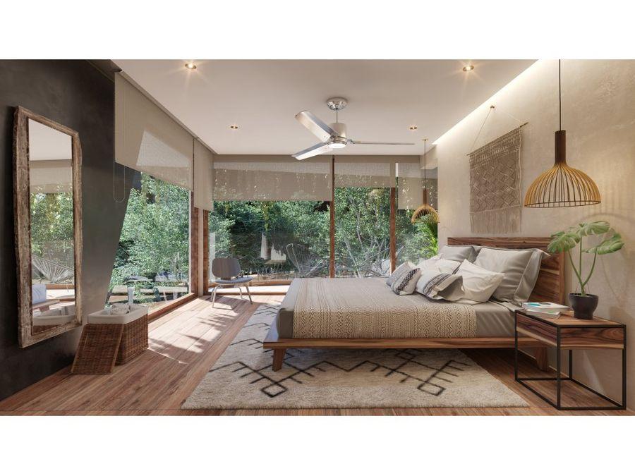 luxury apartment ph in tulum nb