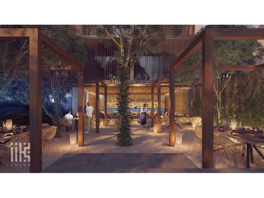 luxury penthouse fully furnished in tulum ik