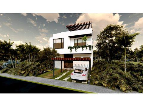 exclusiva casa de lujo mayakoba