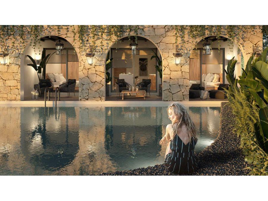 luxury penthouse 2 bedrooms in tulum ht