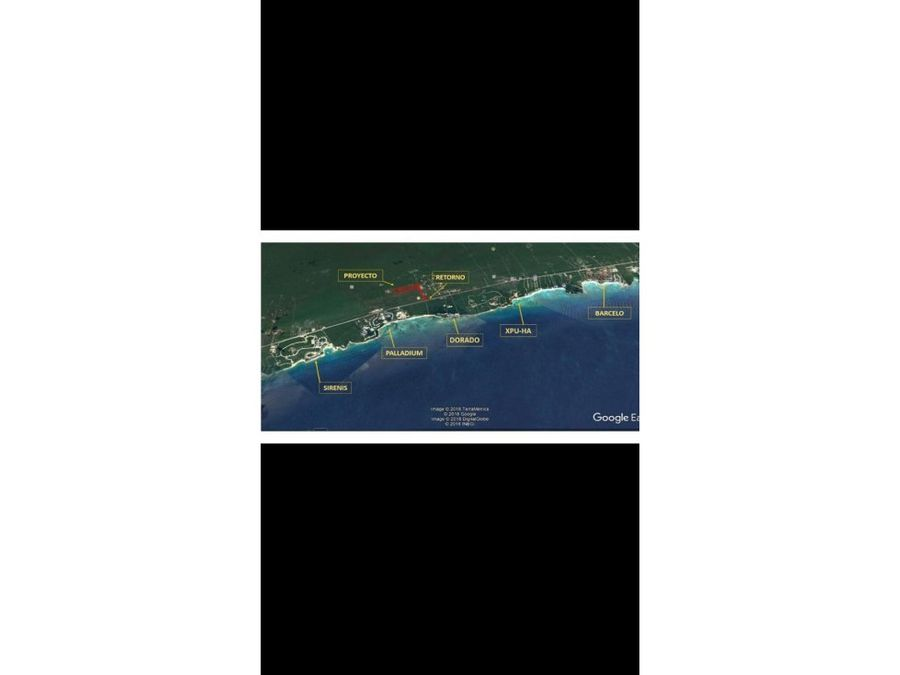 lotes residenciales en xpu ha riviera maya
