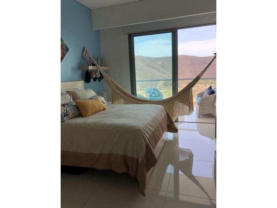 apartamento en venta playa salguero santa marta