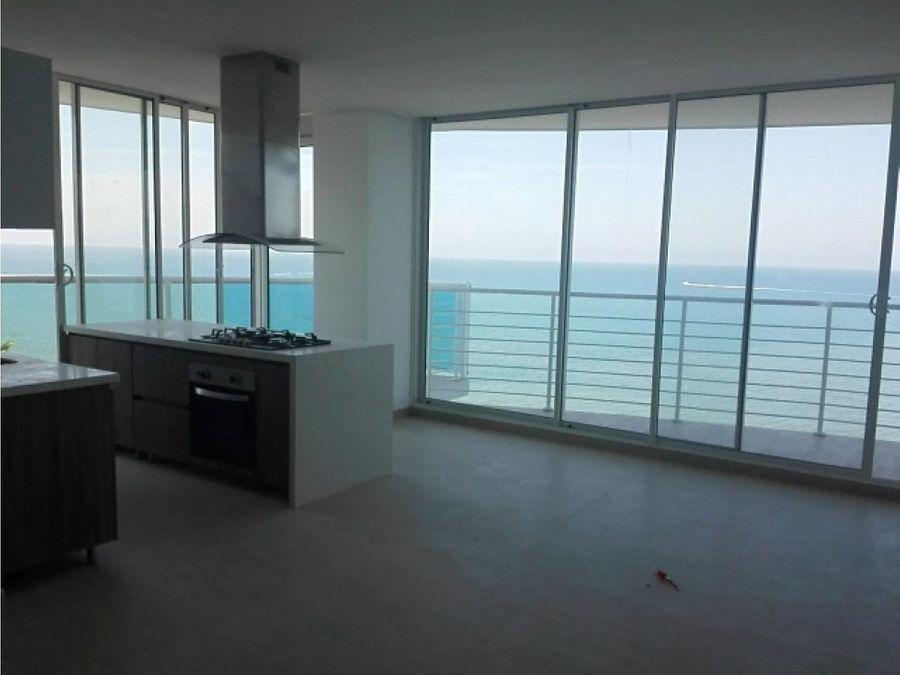 apartamento de playa en venta en santa marta