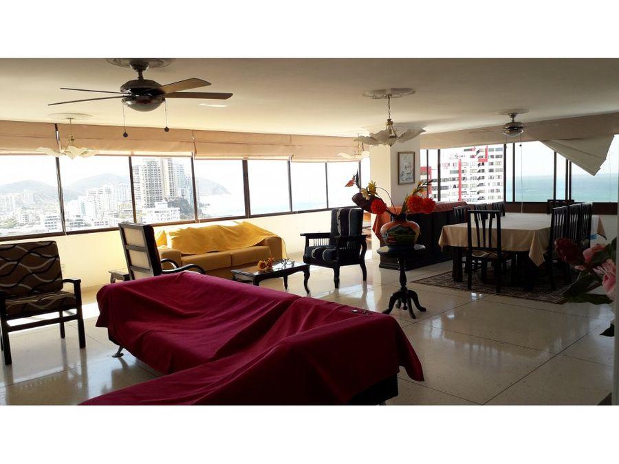 vendo apartamento duplex santa marta rodadero